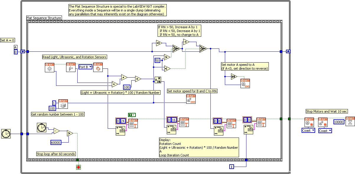 NXT Programming Software